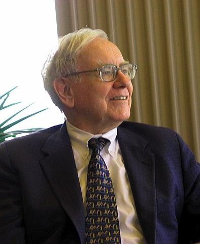 Warren Buffett investiert 65,88% seines Kapitals in diese 5 Aktien